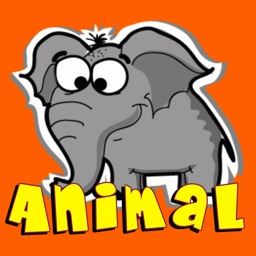 Education animal games for kids