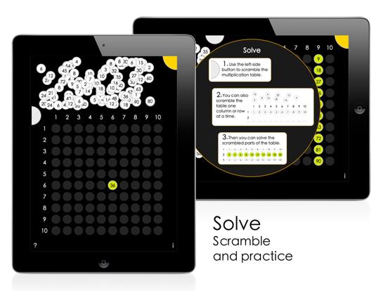 Visual Multiplication Tableのおすすめ画像5
