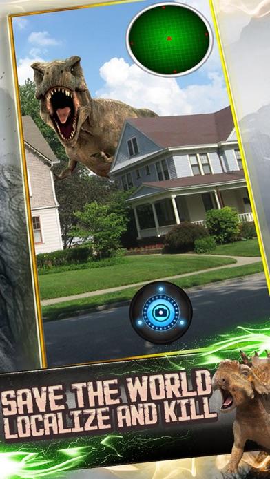 Jurassic Predator screenshot one