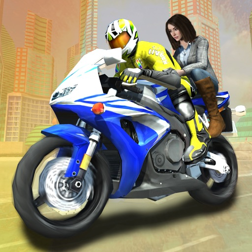 Furious City Moto Bike Rider – Race Simulator Game