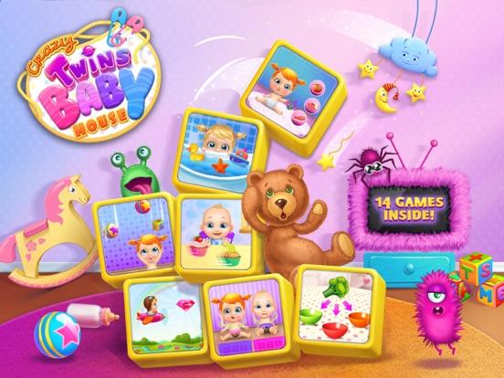 Crazy Twins Baby House - No Ads screenshot 10