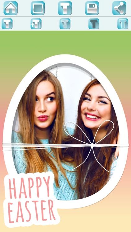 Happy Easter photo frames for album – Pic editor screenshot-4