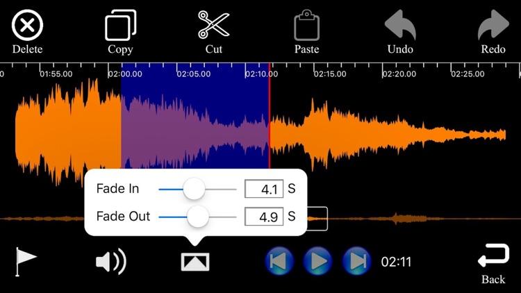 Audio Merge & Audio Cut Edit Lite screenshot-4