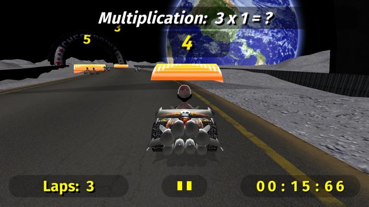 Math Racing 2 Pro screenshot-3