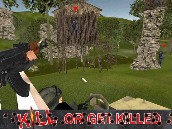 Frontline Shooter Warfare - Anti Terrorist Games screenshot 7