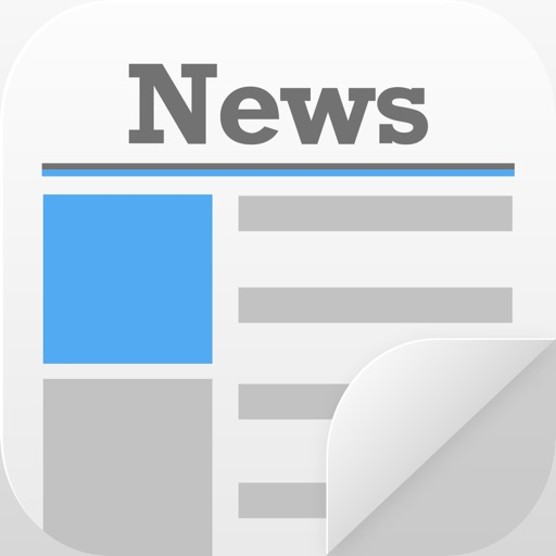 Newsify: Your News, Blog & RSS Feed Reader app logo