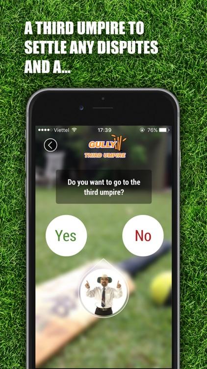 Gully – The ultimate social cricket companion screenshot-3
