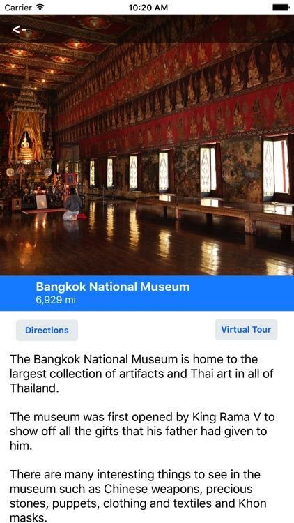 VR Guide: Bangkok screenshot-3