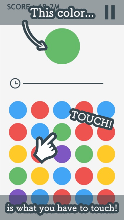 touchyy : easy and addictive free puzzle game screenshot-0