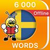 6000 Ord - Lär dig Svenska Ordförråd Offline