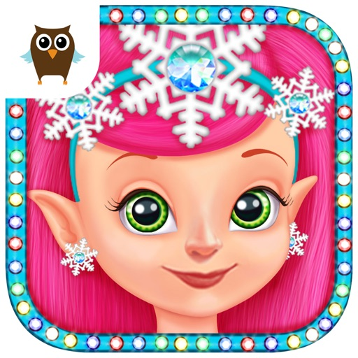 Fairies Christmas Kitchen & Fun icon