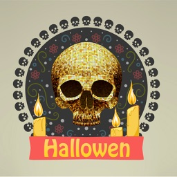 Halloween Pack - Stickers for iMessage