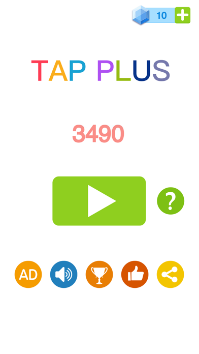 Tap plus: funny games for free screenshot one