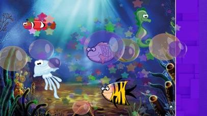 Cartoon animal world