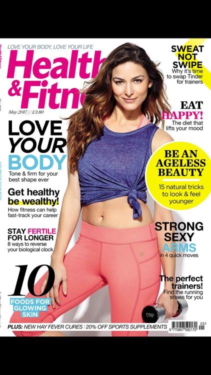 Health & Fitness Magazine