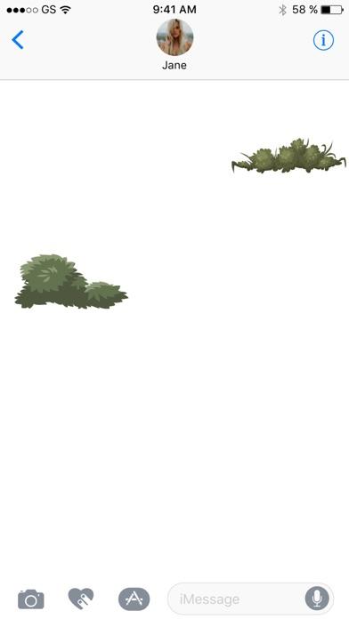 ブッシュ - 植物のスクリーンショット3