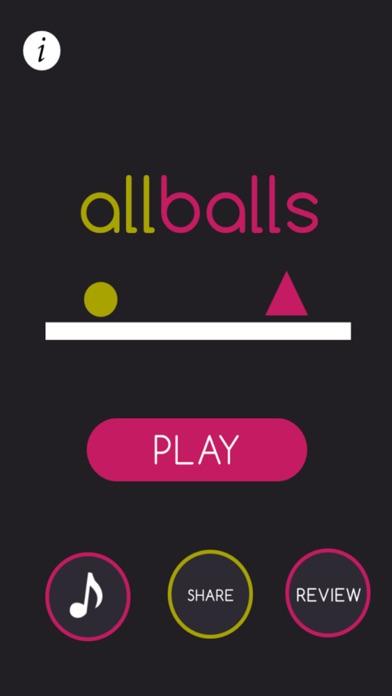 allballs screenshot 1