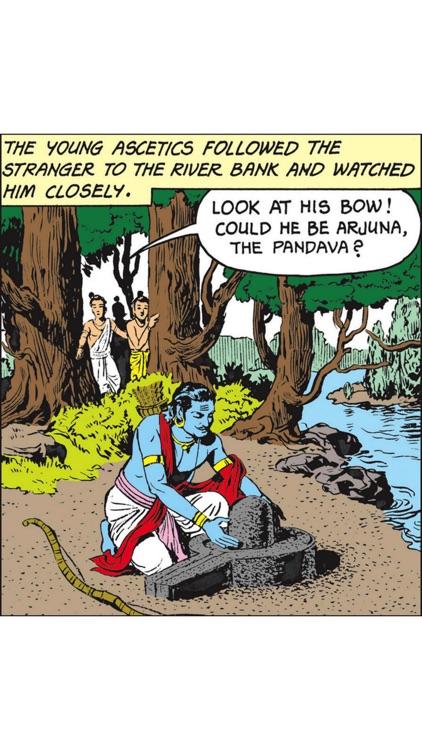Tales of Shiva - Amar Chitra Katha Comics