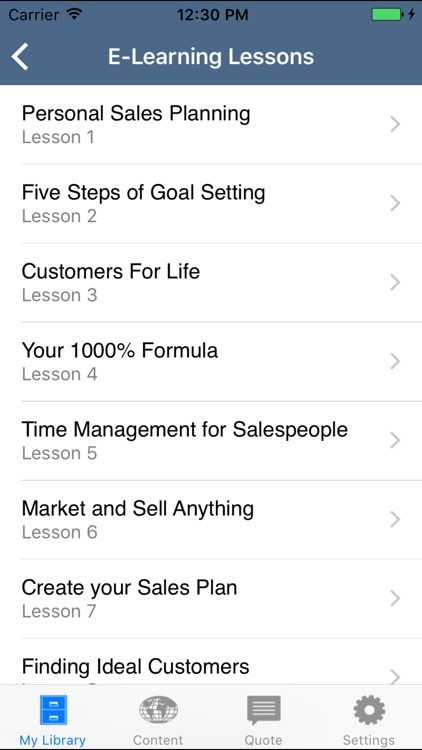 Brian Tracy's Success Library screenshot-3
