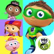SUPER WHY: Let's Read Pack
