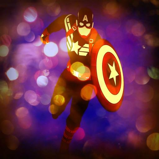 Trivia for Captain America - Super Hero Free Quiz iOS App