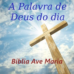 A Palavra de Deus do dia Bíblia da Ave Maria