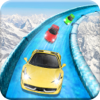 Ahmed Malik - Frozen Water Slide Car driving simulator pro artwork