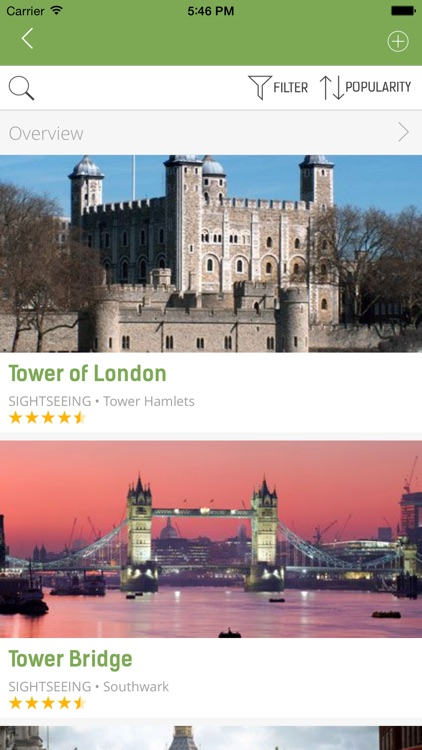 London Travel Guide (with Offline Maps) - mTrip screenshot-3