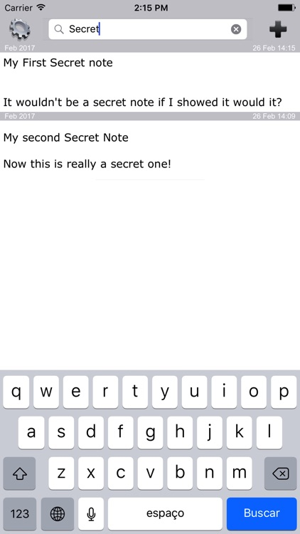 Secret Notes screenshot-4