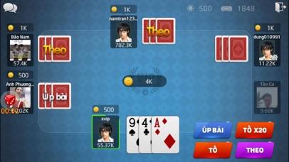 XVIP Choi Danh Bai Online screenshot four