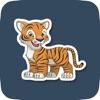 点击获取Cute Baby Animal Stickers