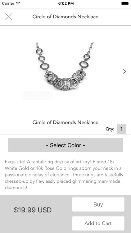 Posh: Jewelry Shopping App Buy and Sell Clothes screenshot-3