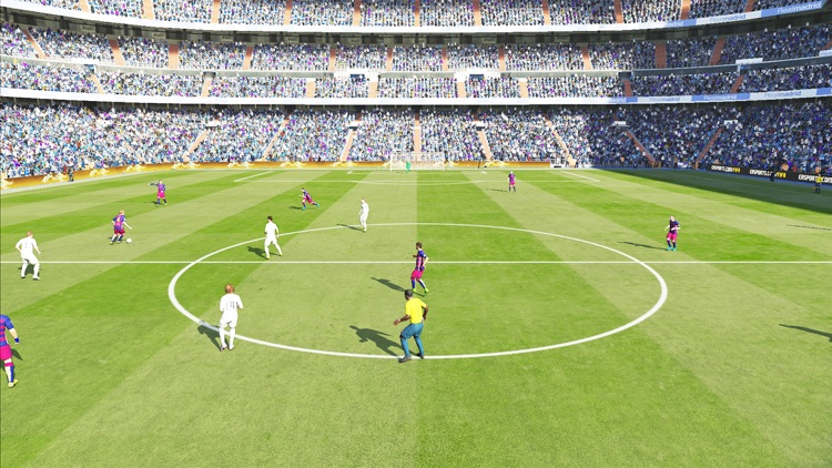 Soccer Real Stars '17 screenshot-3
