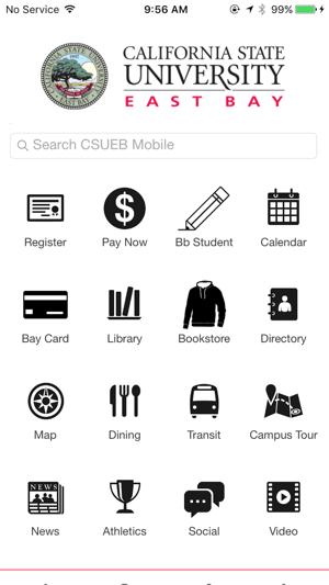 Csu East Bay Mobile On The App Store