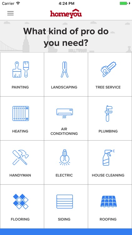 homeyou: Hire local pros
