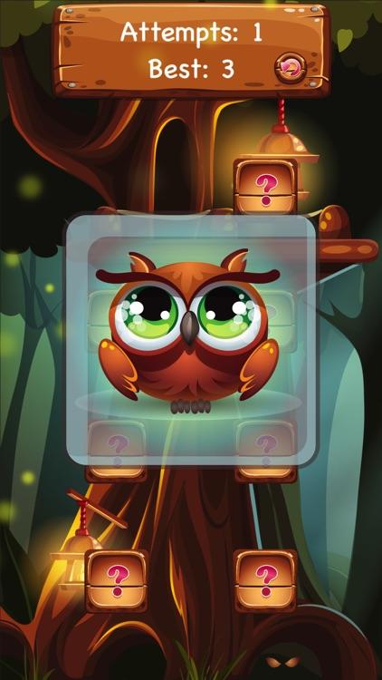 Magical Forest Memory Match screenshot-4