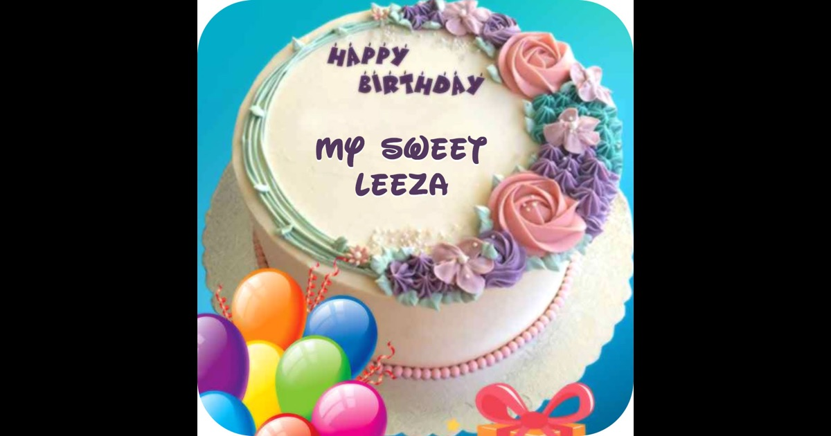 Name on Cake - Birthday Cakes on the App Store