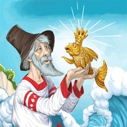 The Fisherman and the Golden Fish - Pushkin's tale