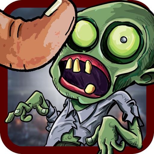 Zombie Frontline Trap- Smash the Zombie Heads