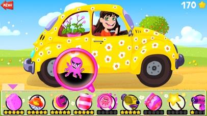 A Funny Car Wash Children Game-1
