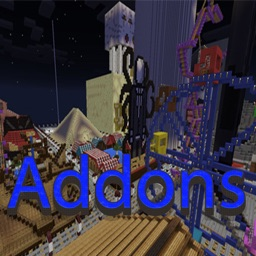 Mini Game Maps Addons for Minecraft PE