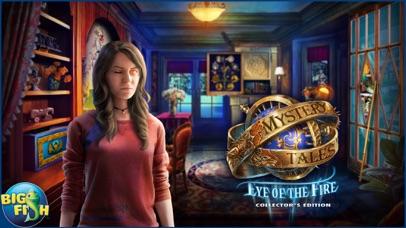 Mystery Tales: Eye of the Fire - Hidden Objects screenshot 5