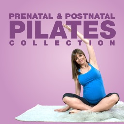 The Pregnancy Pilates Videos with Caroline Sandry