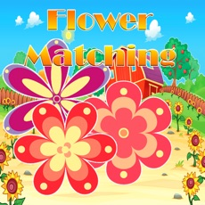 Activities of Flower Matching Puzzle - Sight Games for Children