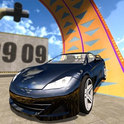 Super Climb Racing Stunts Car: Real Wanted