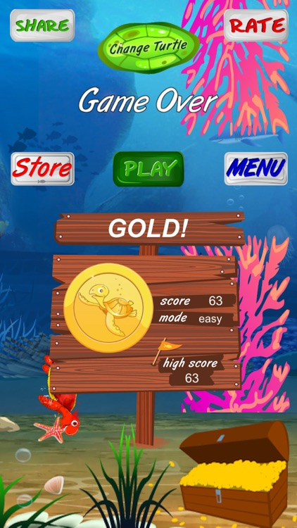 Tipsy Turtle Ocean Adventure - Better Than Flappy screenshot-3