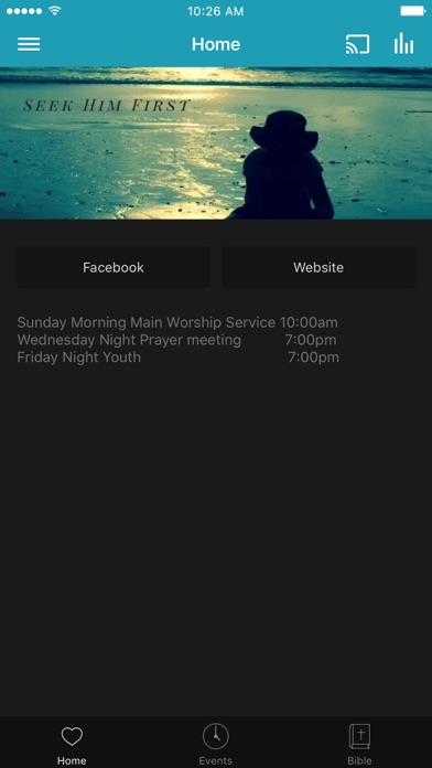 Living Church App screenshot 1