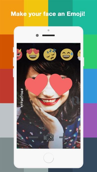 点击获取MojiMask: Emoji Selfie Camera Filter