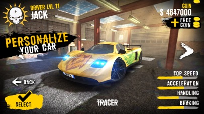Extreme Asphalt : Car Racing screenshot 2