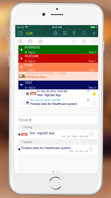 VigCal - Smart organizer for your life! | App Price Drops